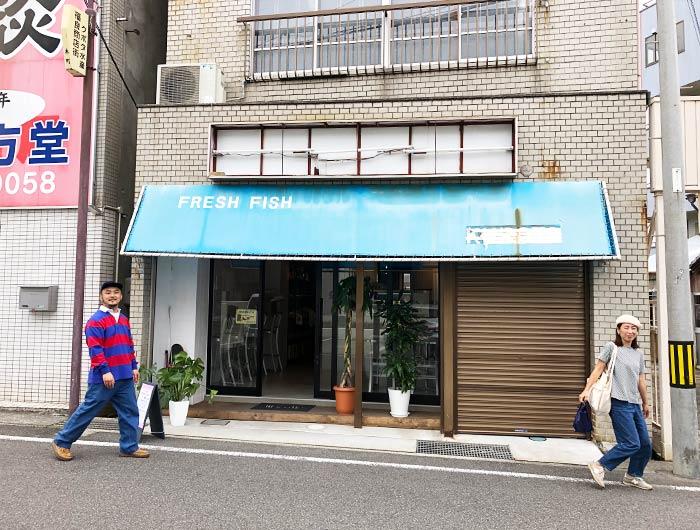 Shikon店舗外観