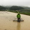 淡路島・鮎原米づくり2019 #03|豪雨の中で、草引き&田植え完了っす❗️
