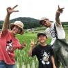 淡路島・鮎原米づくり2019 #11-13|3日連続の草引きで、7割消化❗️ウェーダー破れる〜😭