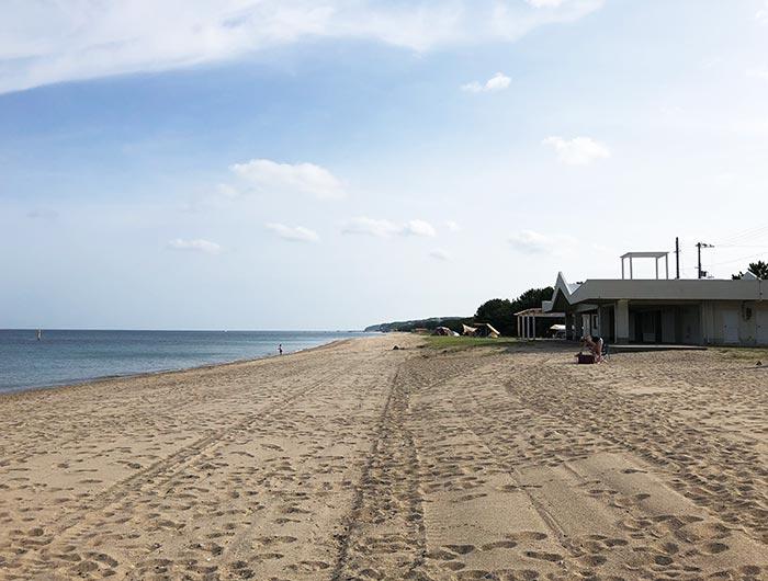 淡路島 慶野松原海水浴場