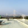 松帆の郷・岩屋温泉|明石海峡大橋を望める絶景で大人気❗️天然ラドン温泉に友人も大満