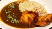 淡路島洲本・スパイスカレーで人気のるつぼやは、通うほどに美味しいお店かも😁