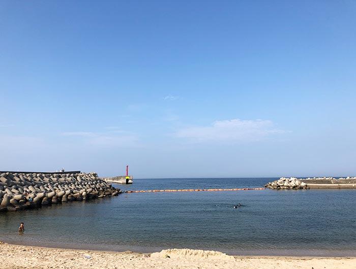 炬口海水浴場