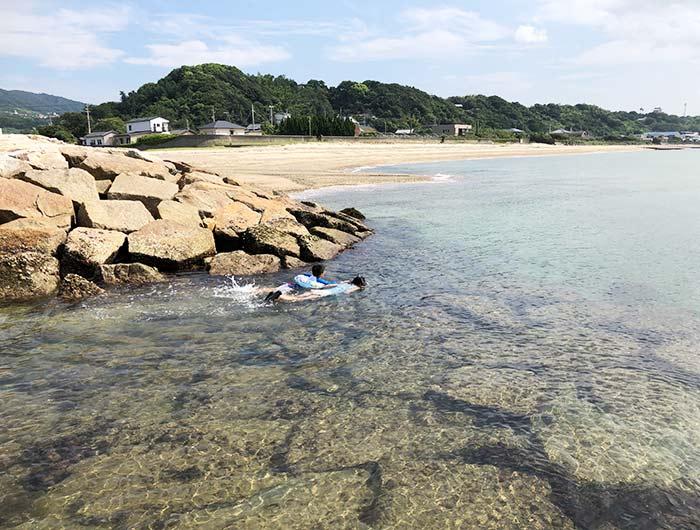 尾崎海水浴場