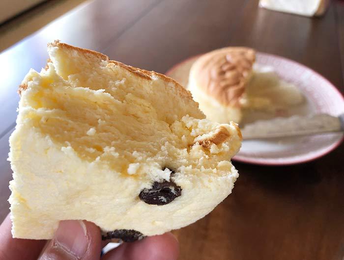 サン・ローリエのケーキ