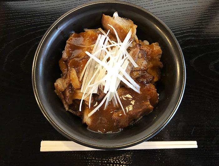 淡路島豚丼