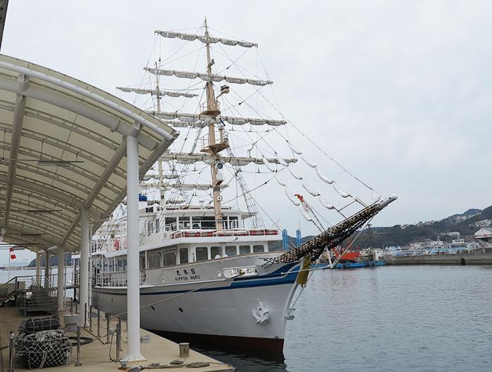 観潮船 日本丸