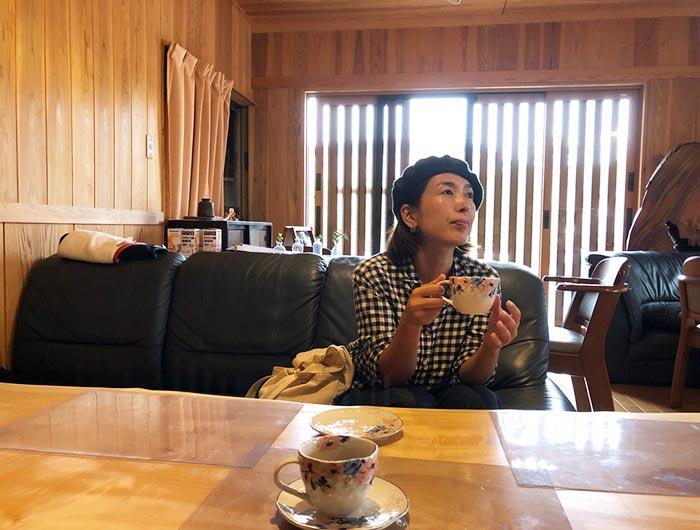 中野珈琲豆店の店内の様子