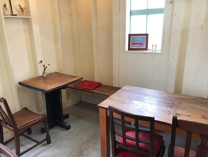 小空カフェ(kozoracafe house)の店内の様子