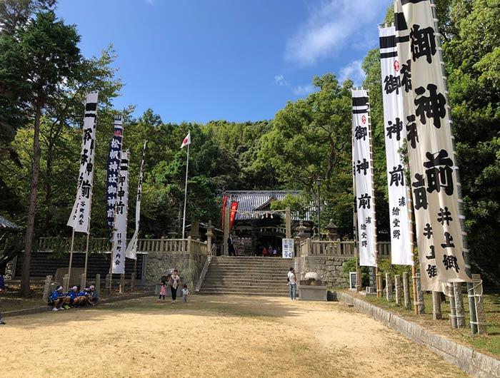 淡路松帆神社