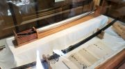 淡路島・松帆神社で、名刀・菊一文字を観てきました❗️例大祭特別版の御朱印もゲット😁