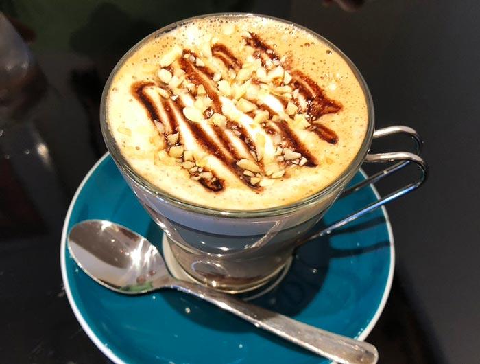 ヘーゼルナッツチョコラテ