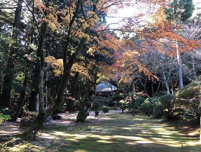 常隆寺の大師堂