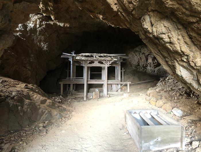 淡路島・岩戸(いわんど)神社の様子