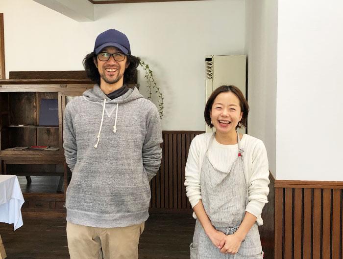 北川さん夫婦