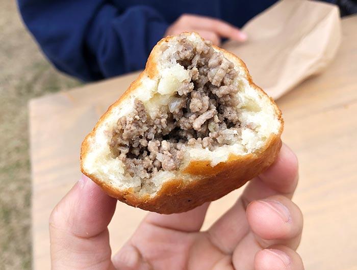 ピロシキ(ミート味)