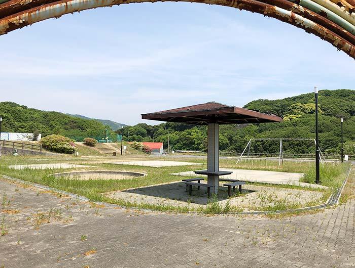 東浦サンパークの公園