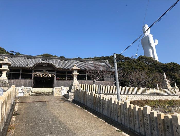 釜口八幡神社