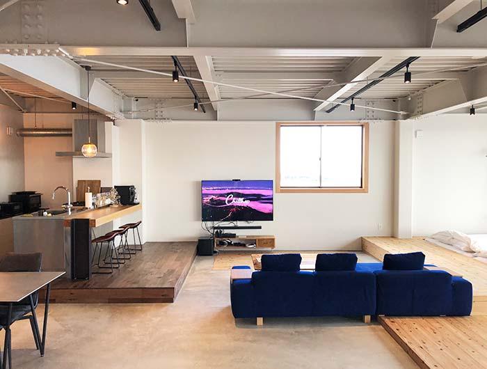 nookの居室空間