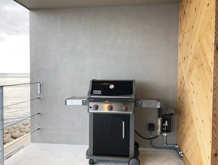 BBQ設備