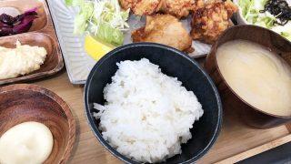 六參四定食(700円)