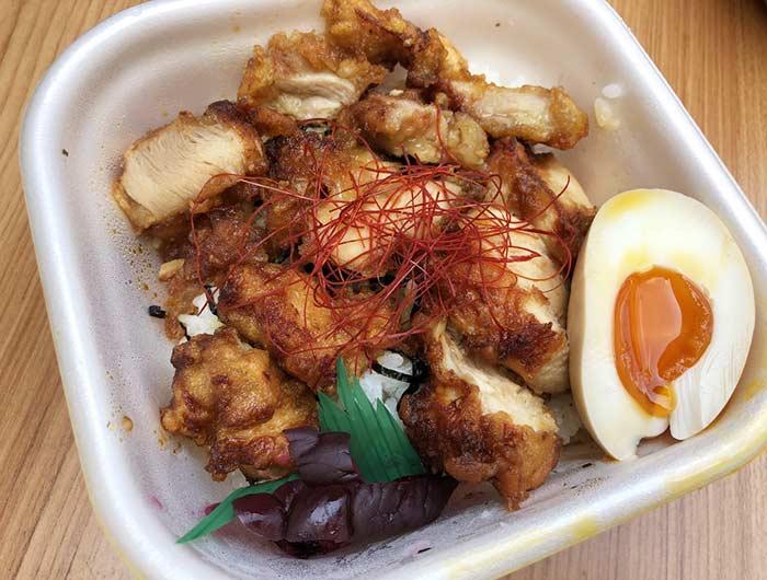 六參四の鶏丼