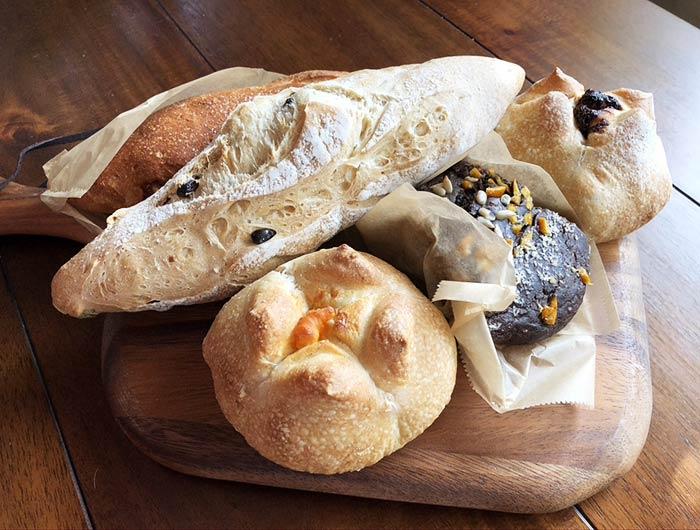 CHiQちきゅうのパン