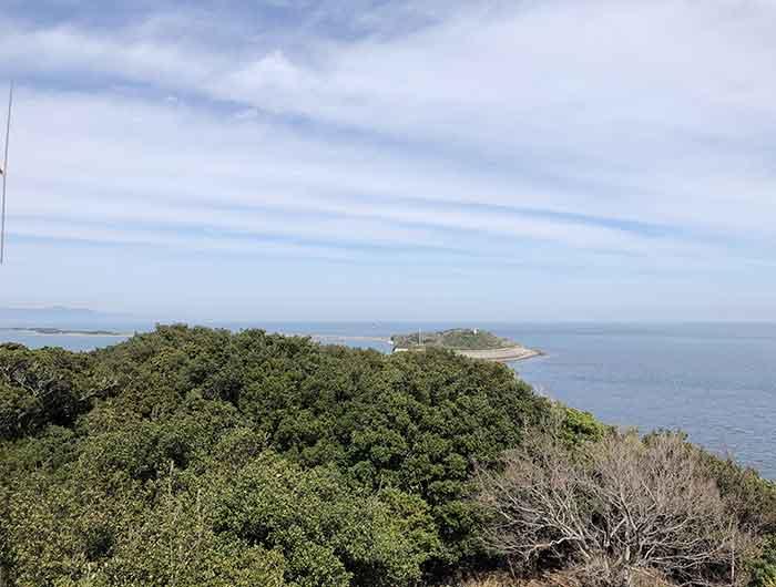 由良の成ヶ島