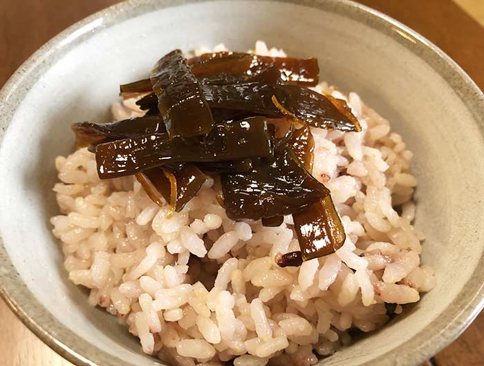 淡路島仲野水産のお佃煮で、ご飯がススム!