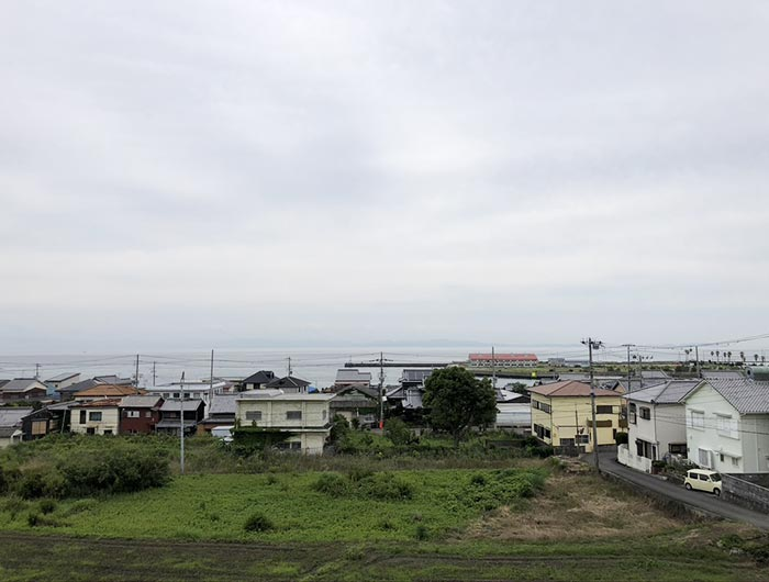 kukulu(クークル)からの眺め
