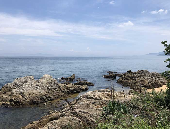 厚浜ビーチ