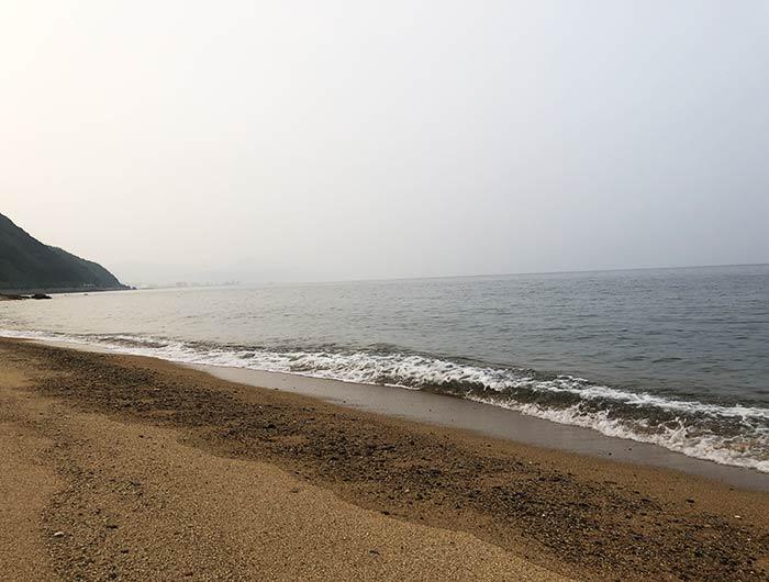 淡路島のサーフ