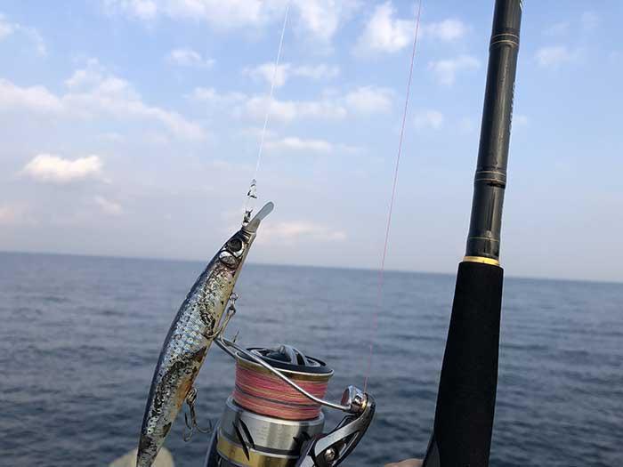 ゾンク120SWと空と海