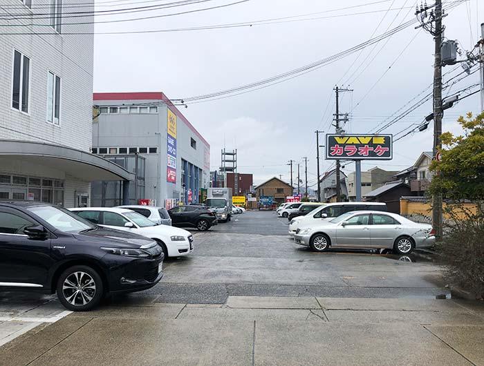 GENの駐車場