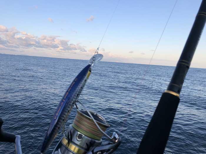 淡路島の海とセットアッパー125SDR