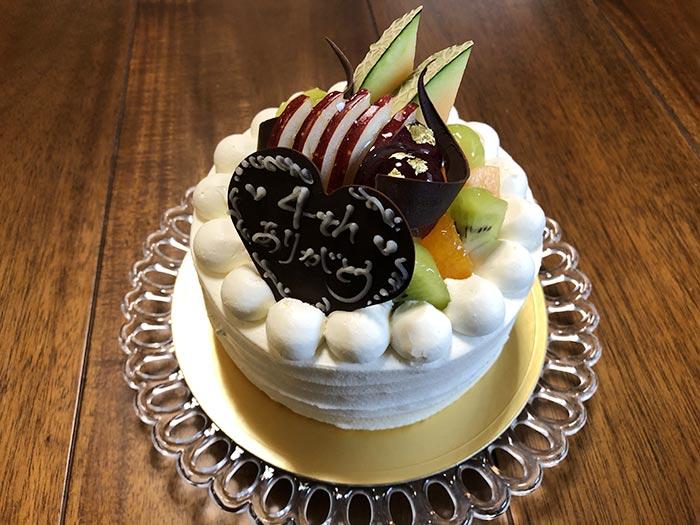 kukuluのホールケーキ