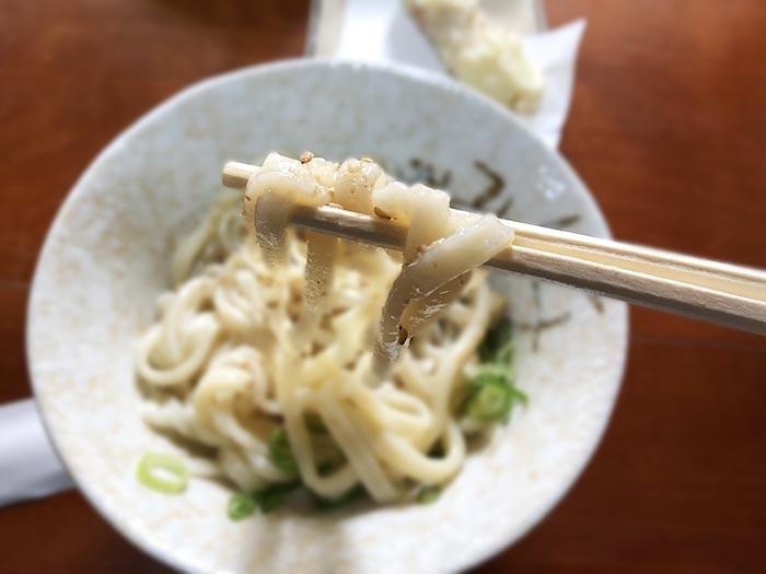 さか笑の麺