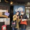 川勝さんと記念写真
