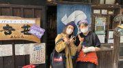 淡路島・沼島にプチ観光❗️バッタリ・カフェの川勝さんにも会えました〜😊