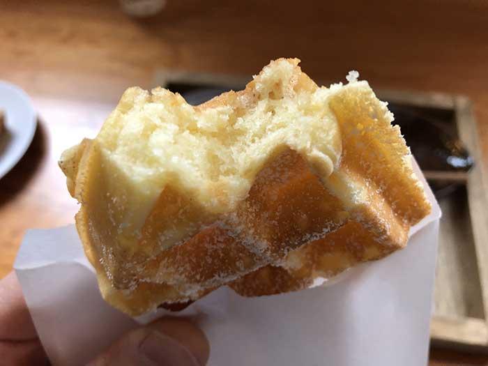 米粉のミニワッフル