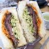 淡路島カフェは2020年11月OPEN㊗️淡路牛のローストビーフサンドを食べてきました〜😚