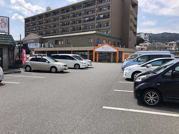 toitoi(トイトイ)の駐車場