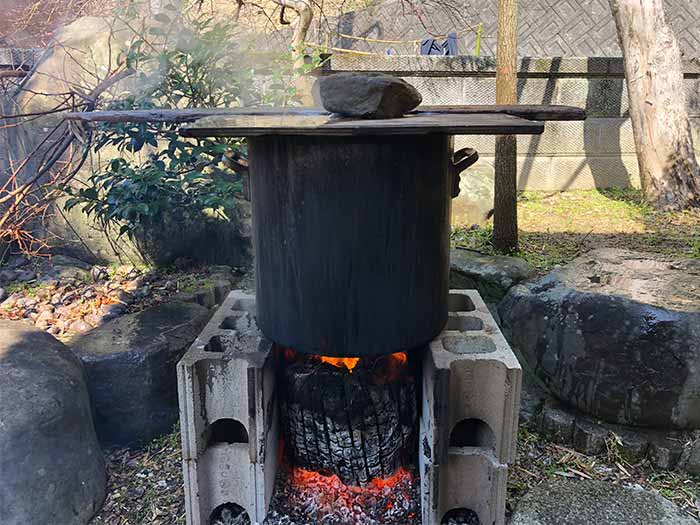 ひじき炊き