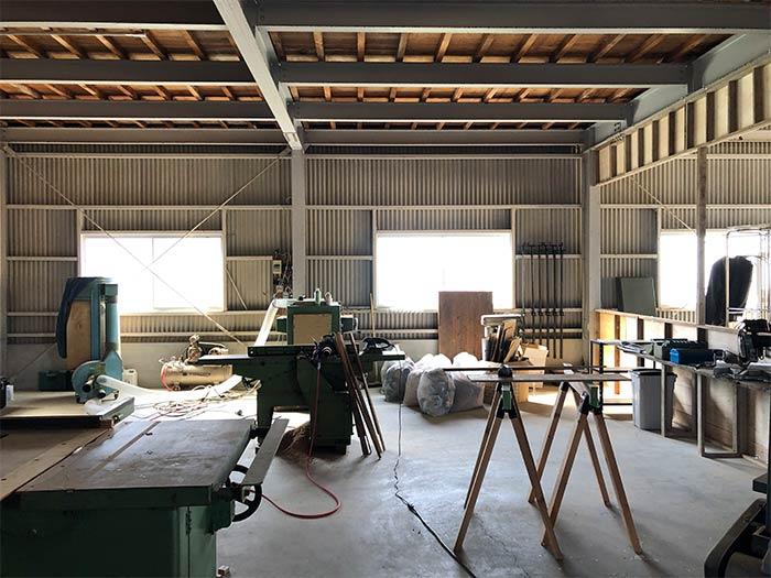 PATRASCHE(パトラッシュ)の家具工房