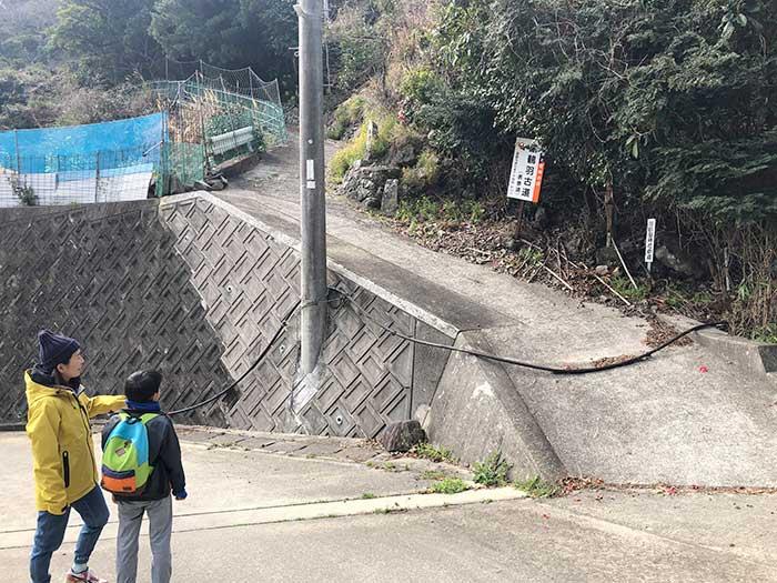 諭鶴羽古道・表参道コースを登山
