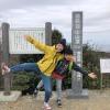 淡路島・諭鶴羽山(ゆづるはさん)に、子供と登頂❗️表参道コースは往復3時間30分。ふ