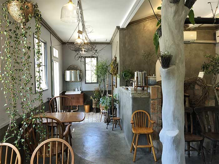 Cafe Rocca(カフェロッカ)の店内の様子