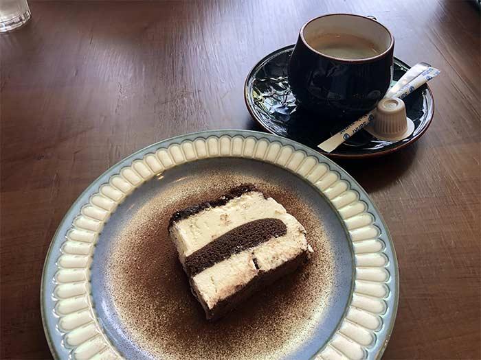 ドルチェとコーヒー