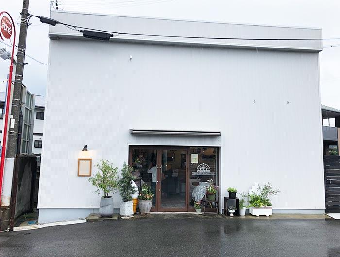 星の果実園の店舗外観