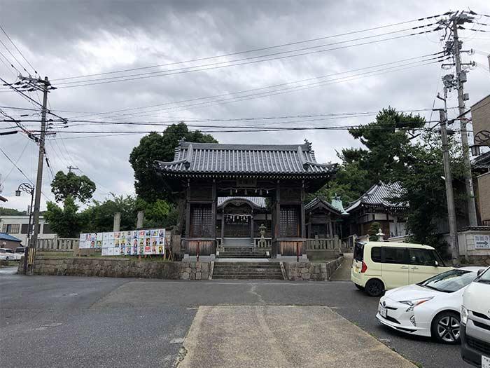 室津八幡神社